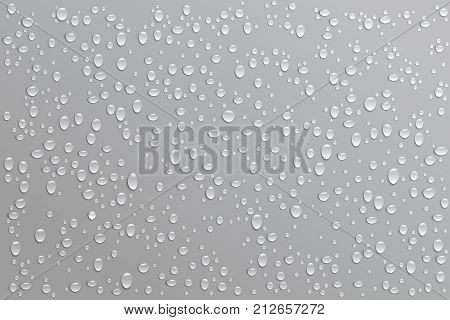 Drops of water to overlay on your background. To make the products fresh and juicy.