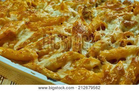 Crockpot Pasta