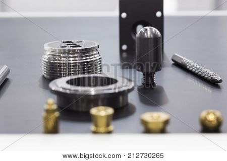 small metal mechanical spare parts for industry