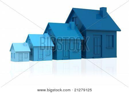Real Estate Growing