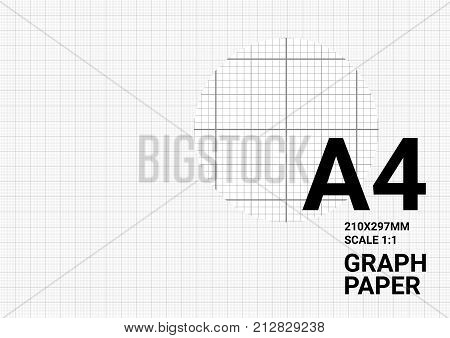 Dotted Graph Paper Background Plotting Dots Ruler Guide Grid Calligraphy Drawing Layout