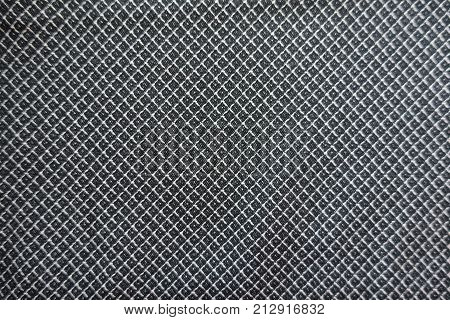 Viscose Fabric With Pattern Of Diamonds From Above