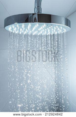 Shower hygiene shower head water saving bathroom equipment bathing bathroom item