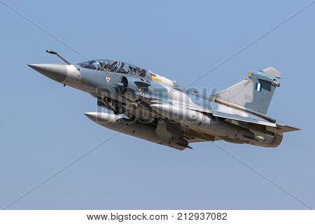 Dassault Mirage 2000 Fighter Jet Aircraft