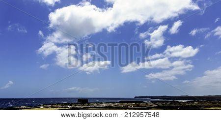 Atlantic coast - Los Cocoteros, Lanzarote, Canary Islands, Spain