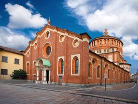Santa Maria Delle Grazie (milan)