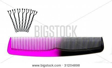Comb Pins