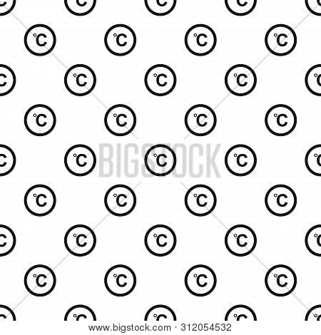 Celsius Pattern Seamless Vector Repeat Geometric For Any Web Design