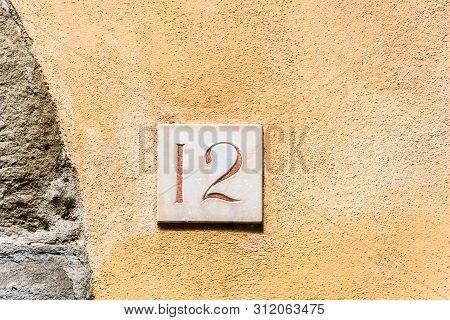 House Number Twelve ( 12 )