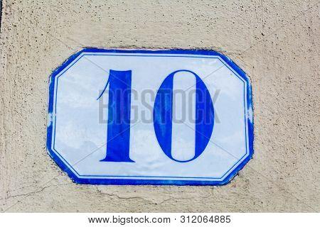 Number Ten, Tenth