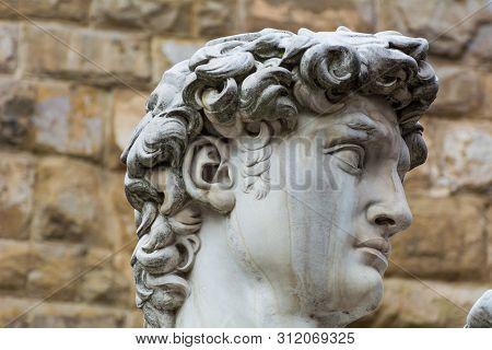 David By Michelangelo,  Portrait