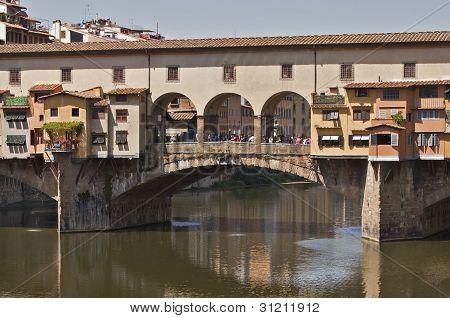 De Golden Bridge in Firence