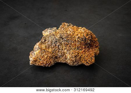 Chalcopyrite Pyrite Mineral Containing High Amounts Of Copper Ore