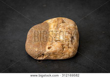Flint Originating From Border Between Metamorphic And Amorphic Rock Deep In The Earth Crust
