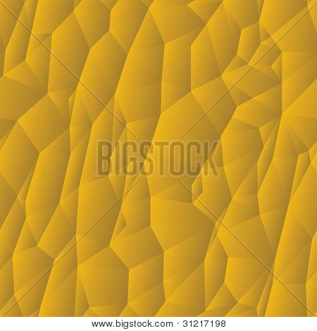 Abstract Vector Pattern Of Polyhedra