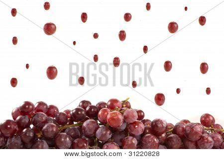 Raining Grapes