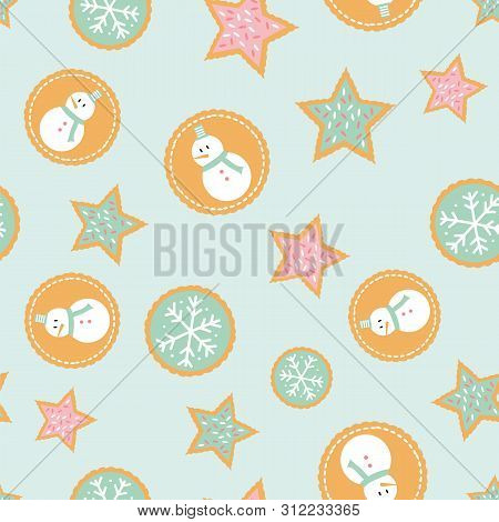 Seamless Pattern Vector Photo Free Trial Bigstock