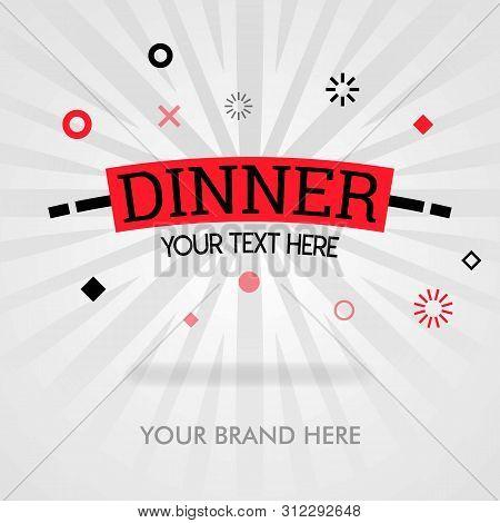 Dinner Banner Book. Dinner Restaurant In America. Dinner Food Recipes. Chinese Food Dinner. Can Be F