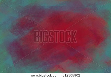 poster of Grunge background with vibrant red color,  for use in website wallpaper design, presentation, desktop, invitation or brochure backgrounds. Vibrant Grunge Background. Grunge colorful background - Illustration