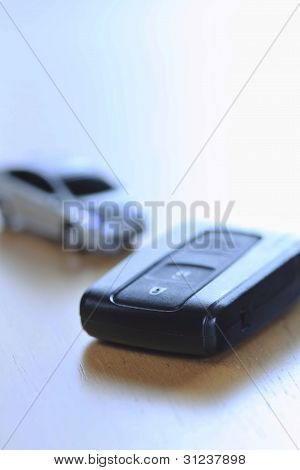 Car Key And Prius