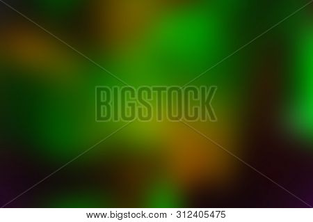 Colorful Abstract Blurred Background.