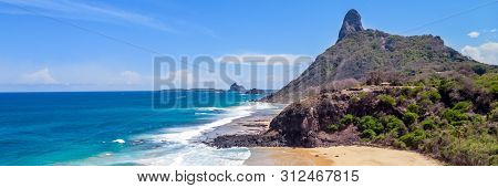 Fernando De Noronha, Brazil. South America. Amazing Nature.