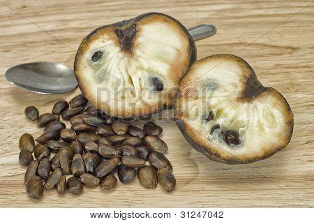 Custard Apple With Seeds