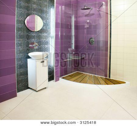 Purple Shower