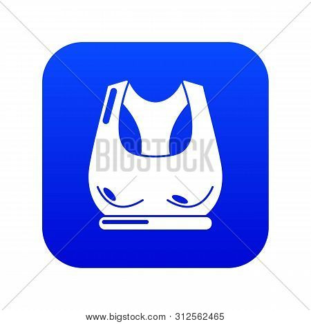 Brassiere Sport Icon. Simple Illustration Of Brassiere Sport Vector Icon For Web