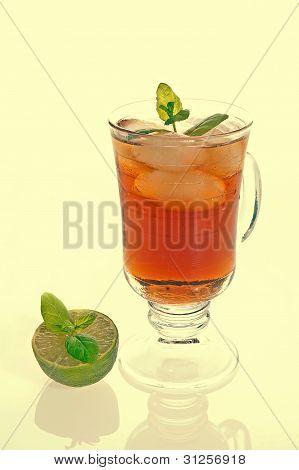 Fresh Icetea Drink