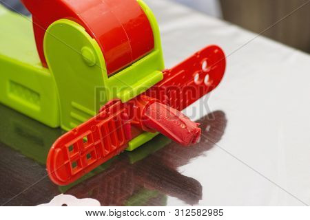 Closeup To Play Doh Toys For Kids