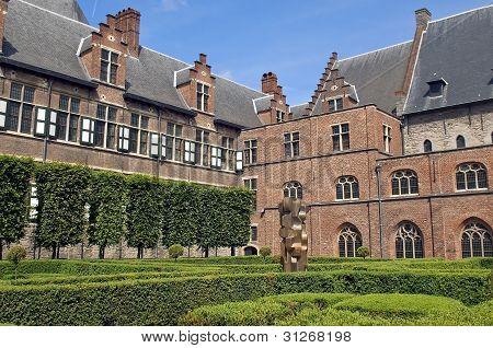 Het Pand In Gent, Belgium