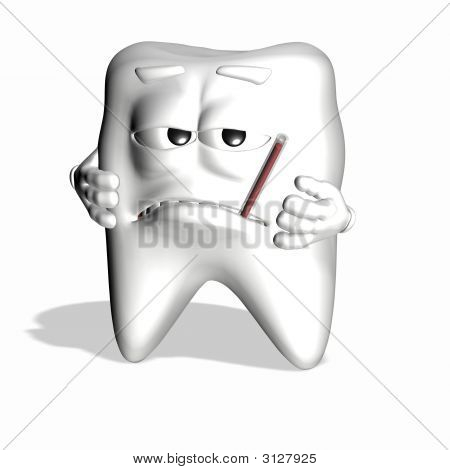 Smiley Tooth - Toothache