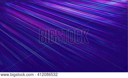 Light Speed Move Vector Background. Dynamic Motion Trail. Speed Trail Movement. Furious Motion Minim