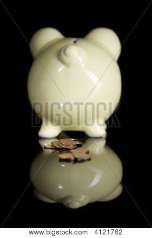 Piggy Bank Droppings