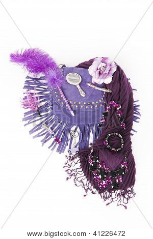 Fashionable Accesory For Young Woman