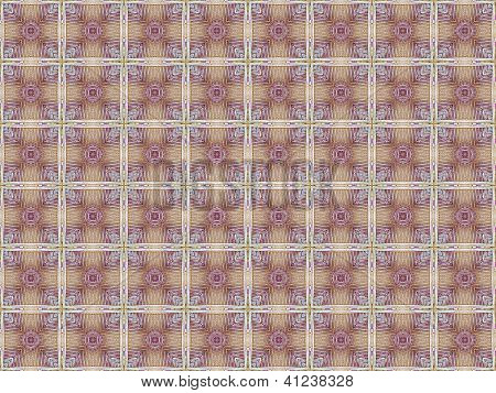 the vintage shabby background with classy patterns poster