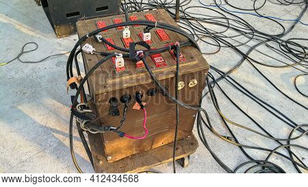 Transformer Transmission Electricity Convert High Voltage To Low Voltage, Power Supply Transformer R