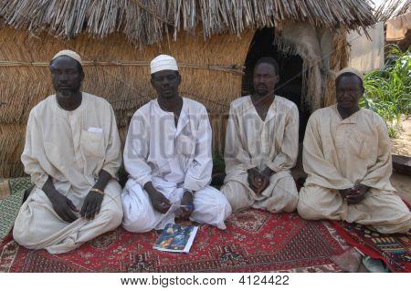 Darfur ältesten