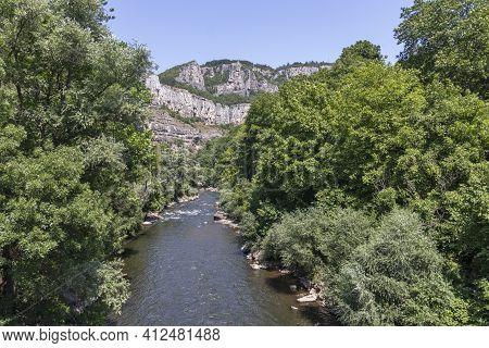 Lakatnik Rocks At Iskar River And Gorge, Balkan Mountains, Bulgaria