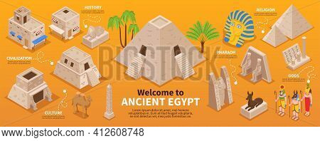 Ancient Egypt Tourists Attractions Landmarks Culture Historic Sites Pharaoh Pyramids Gods Mummies Is