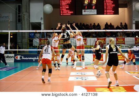 Volley - Volleyball All Star Game 2008