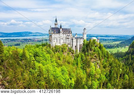 Schloss Neuschwanstein Castle, Germany