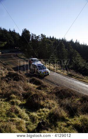 Wrc 2008 Wales Rally Gb