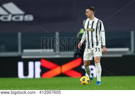 Torino, 06th March 2021. Adrien Rabiot Of Juventus Fc  During The Serie A Match Between Juventus Fc
