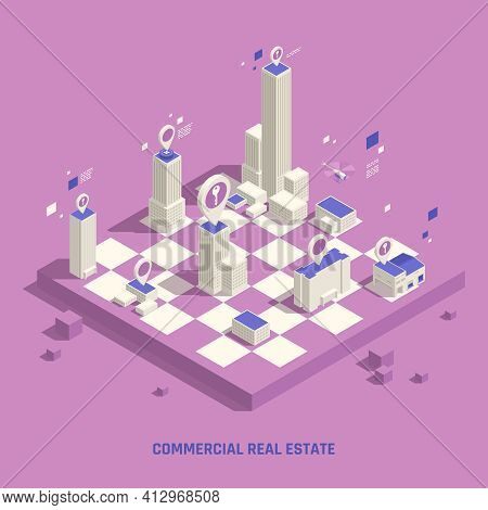 Commercial Real Estate Location Choice Preferences Online Navigation Model With Chessboard Strategy