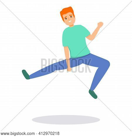 Hyperactive Lifestyle Icon. Cartoon Of Hyperactive Lifestyle Vector Icon For Web Design Isolated On