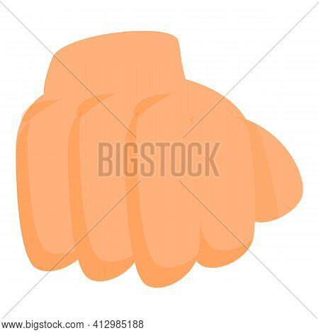 All Hand Gesture Icon. Cartoon Of All Hand Gesture Vector Icon For Web Design Isolated On White Back