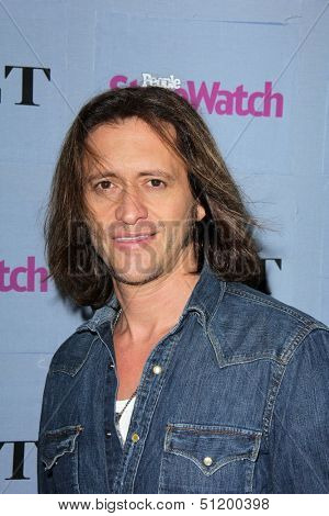 LOS ANGELES - SEP 19:  Clifton Collins Jr at the People Stylewatch Hollywood Denim Partyy at Palihouse on September 19, 2013 in West Hollywood, CA