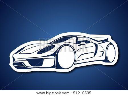 Super auto over blue